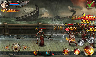 God of War Chains of Olympus v1.0.1 Apk Full Terbaru