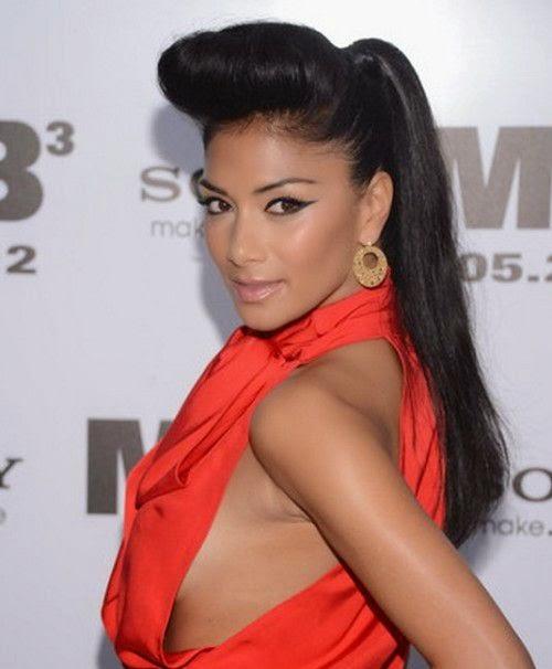 Prime Black Women Hairstyles Latest Black Hairstyles Ponytail 2015 Trends Hairstyles For Women Draintrainus