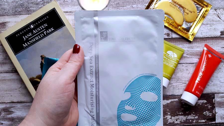 Timeless Truth Sheet Masks, Budget friendly sheet masks, skincare, The Style Guide Blog