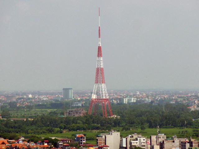 Cột phát sóng Đài truyền hình Hà Nội