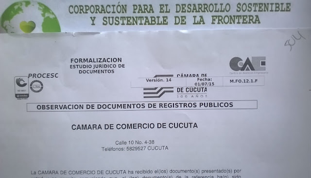 #RSY #ReporteroSoyYo de #CF #CorpoFrontera en #Cúcuta no es #ElPeriodistaSoyYo de #Caracol #Colombia