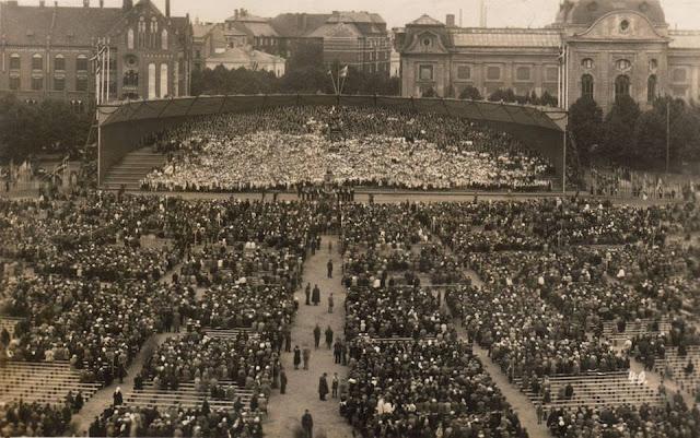 VIII Dziesmu svētki, 1933. gads