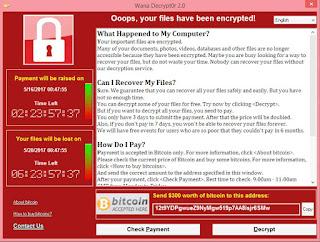 Mencegah Ancaman Malware Jenis Wannacry Ransomware