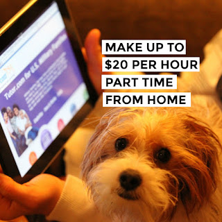 MAKE MONEY PART TIME FROM HOME