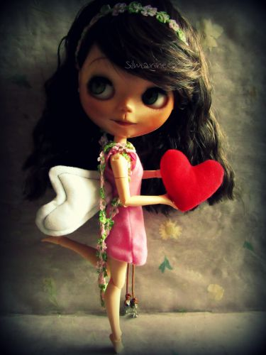 san valentín - basaak doll