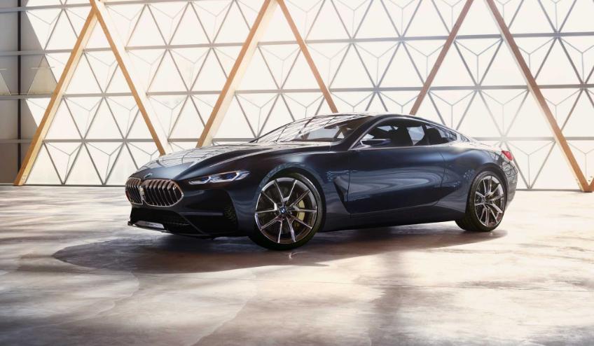 Η BMW στην Έκθεση Αυτοκινήτου της Φρανκφούρτης (ΙΑΑ) 2017 με νέες τεχνολογίες και νέα μοντέλα