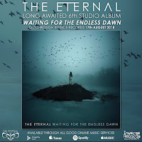"Το video των The Eternal για το ""In The Lilac Dusk""από το album ""Waiting for the Endless Dawn"""