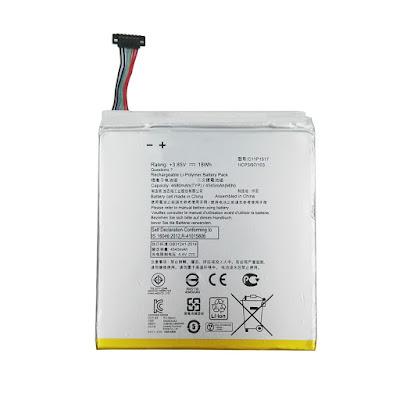 C11P1517 batterij voor ASUS ZenPad 10 Z300M 10.1