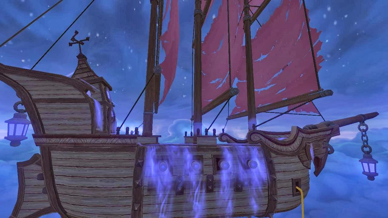 Around the Spiral with Edward Lifegem: Pirate101 Hoodoo Bundle Contest!