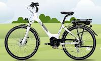 Logo Concorso ''Monini alimenta l'ambiente'': vinci 5 Atala E-Bike Urban Bike B-Easy S 26