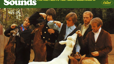 The Beach Boys - Pet Sounds (1966) and Brian Wilson - Smile (2004)