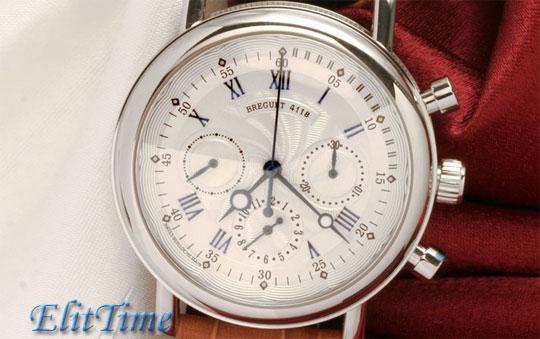Часы Путина - Breguet Marine