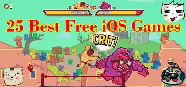 Top 25 Best Free Ios Games