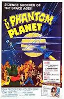 Portada Película El planeta fantasma