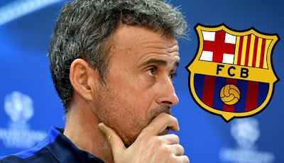 ¡¡¡ Luis Enrique dice adiós al FCBarcelona !!!