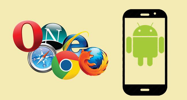 Android'de Telefonda Varsayılan Tarayıcı Nasıl Değiştirilir? www.ceofix.com