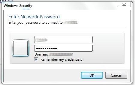 how do i find my windows credentials password
