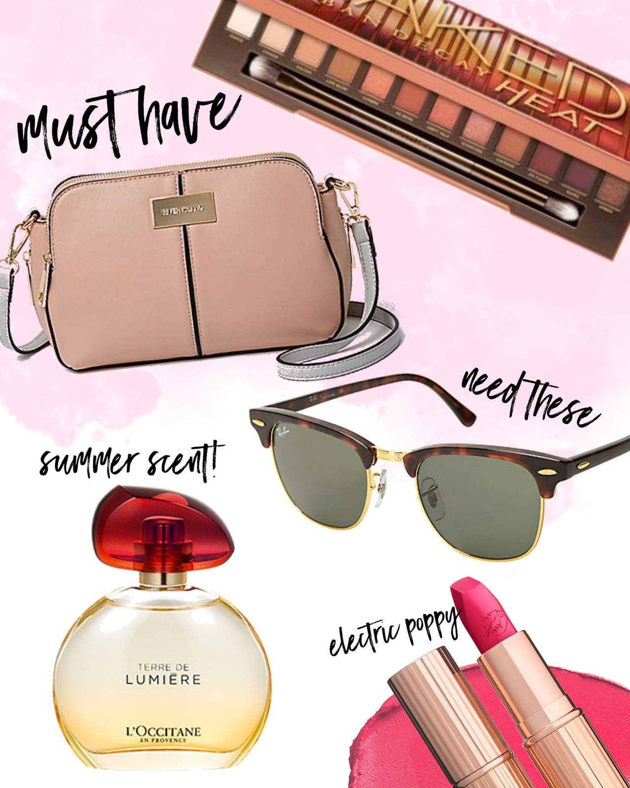 A Summer Wishlist