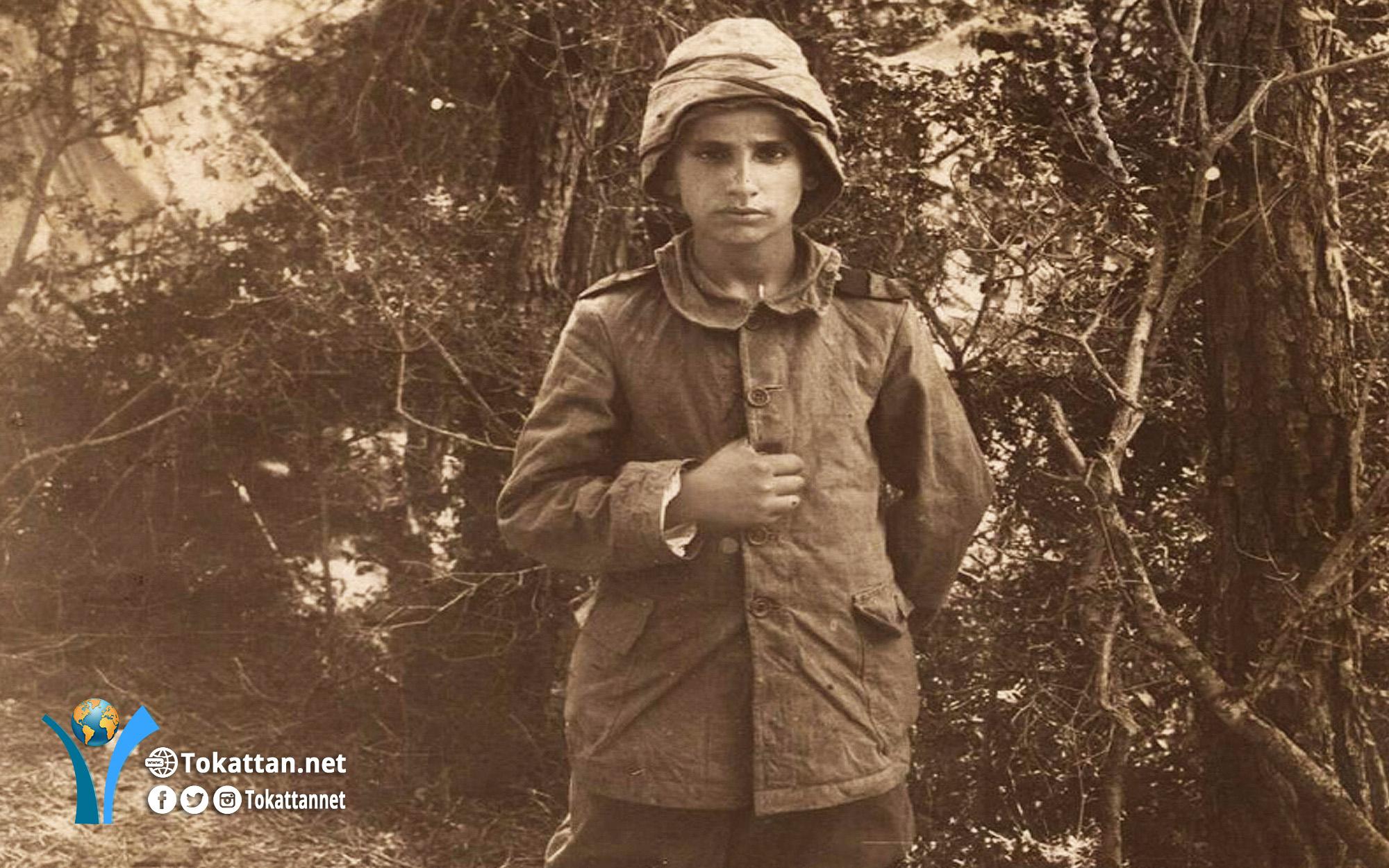 Tokattan.net   Çanakkale'de Tokatlı Kınalı Ali Destanı