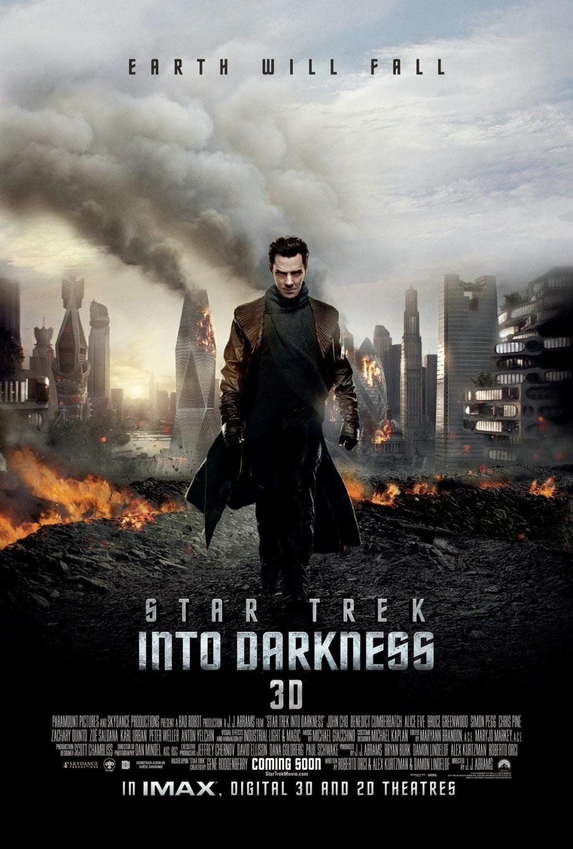 Star Trek Into Darkness (2013) สตาร์เทรค ทะยานสู่ห้วงมืด [HD][พากย์ไทย]