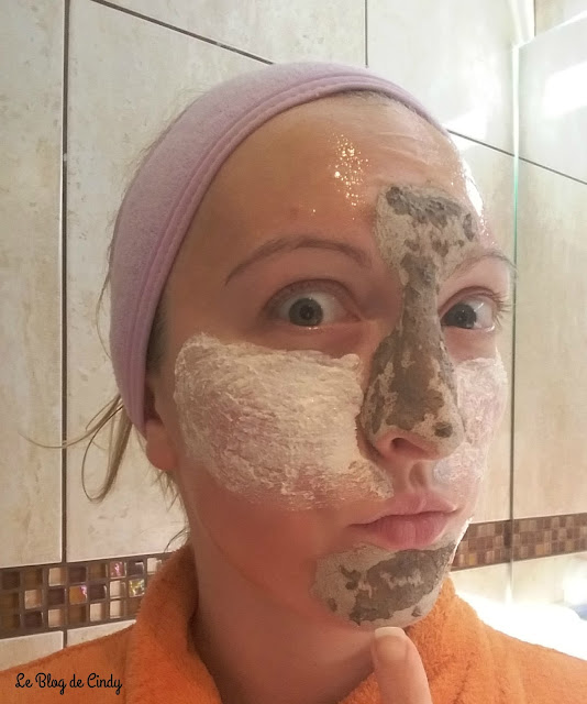 MULTIMASKING THE BODY SHOP