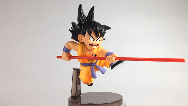 Songoku Model Toy