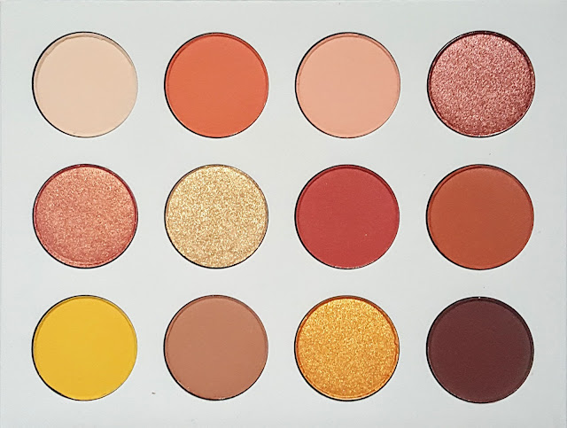 ColourPop Yes Please Palette
