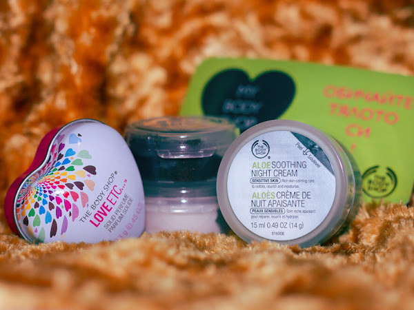 Super Mini Haul: The Body Shop