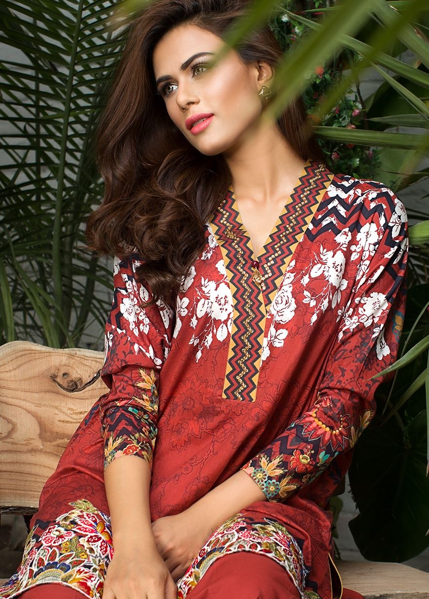 Modern dress of pakistan 2016 -  Clothes In Pakistan Rooted In An Intelligent Way Into The Stylish Modern Wear Clothes For Today Transformed Noble Ladies And Female Much Pakistan