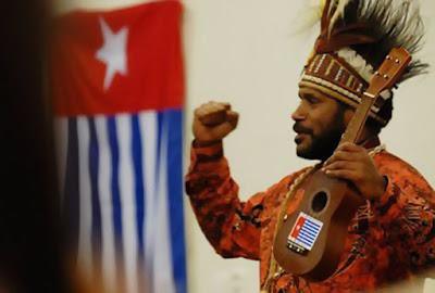 Waktunya Mendukung West Papua: Wawancara dengan Pemimpin Kemerdekaan West Papua, Benny Wenda