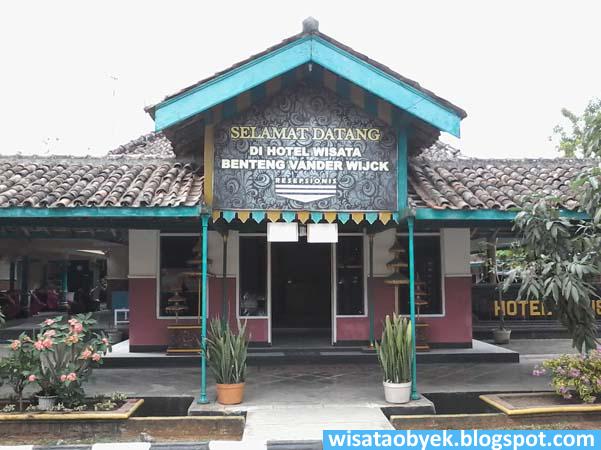 Wisata Obyek Indonesia Benteng Van Der Wijck Gombong Kebumen