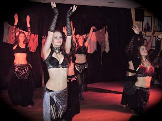 Danse Tribal Fusion ATS Rennes Bretagne France