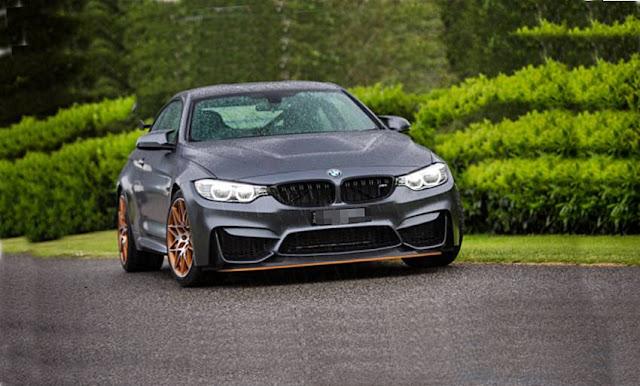 2019 BMW M4 GTS Changes