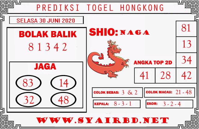 Kalender Prediksi Naga303 Togel Hongkong