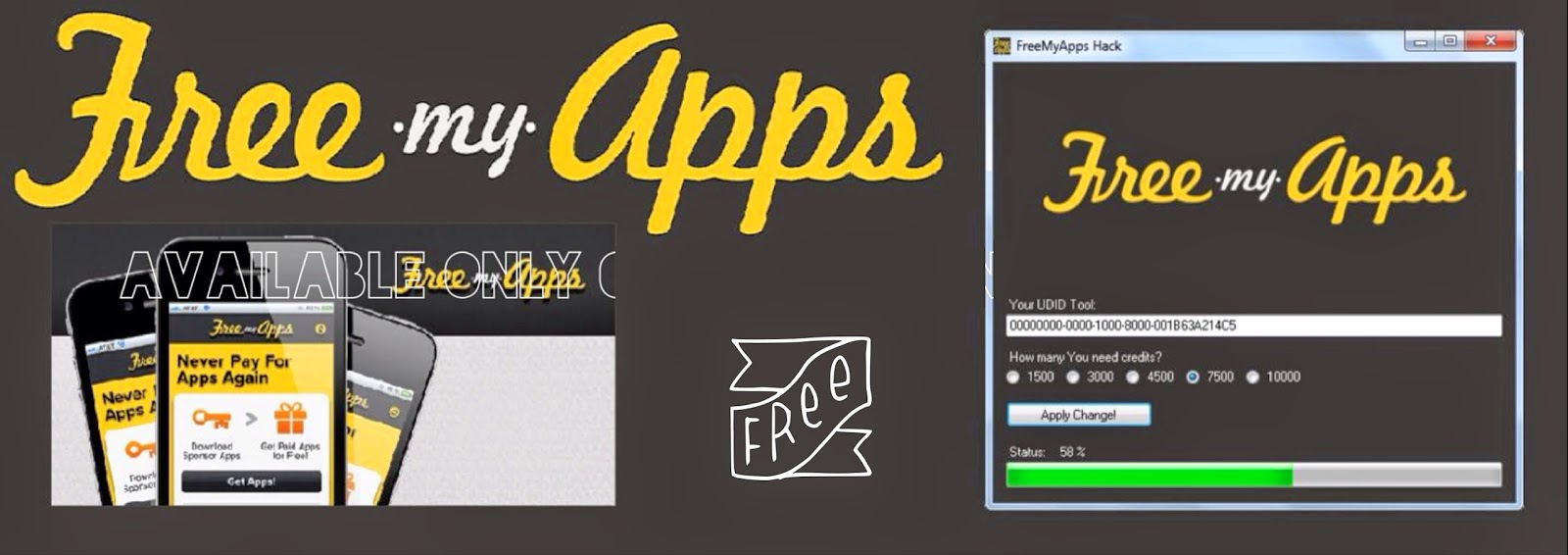 Freemyapps Hack Tool - Freemyapps Hack