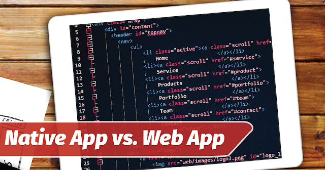 Should you choose a native app or a web app?