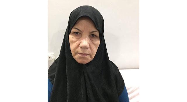 مادر احمدرضا جلالی
