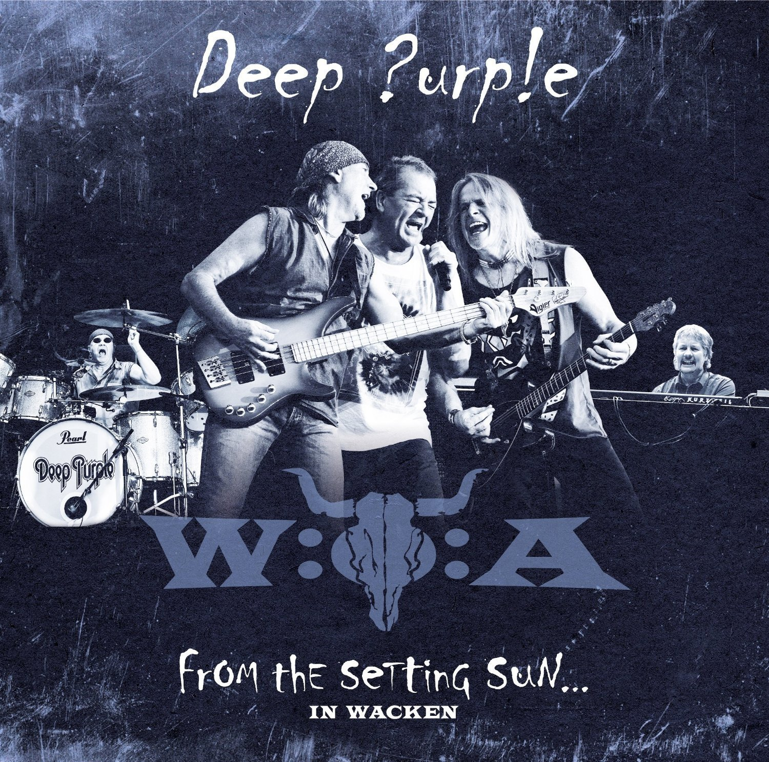 Deep Purple – To the Rising Sun – In Tokyo - Full HD 1080p