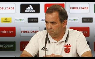 José Ricardo novo treinador do Benfica