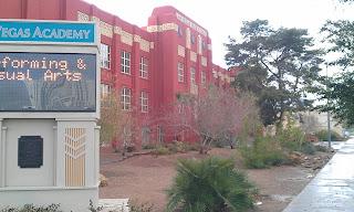 Historic Las Vegas High