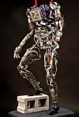 robot tanpa kepala amerika
