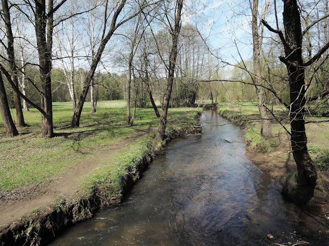 измайловский парк серебрянка