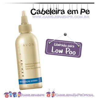 Tratamento Reparador 3d Advance Techniques - Avon (Low Poo)
