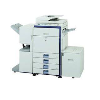 Sharp MX-3501N TWAIN Scanner Driver Download