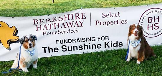 The Boehmer Team fund raise for Sunshine Kids