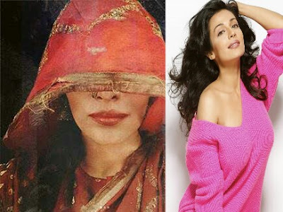Stree in the film is a ghostly ghostly rolling actress Real Life is so hot, seen photo