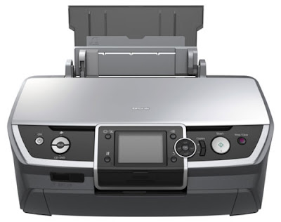 Epson Stylus Photo R380 Printer Driver Download