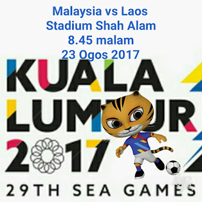 Luve Streaming Malaysia vs Laos Suksn SEA 2017