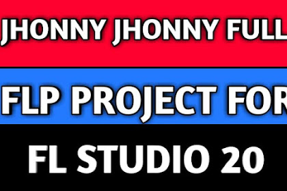 Jonny Joint Free Full FLP Project Download For Fl Studio 12
