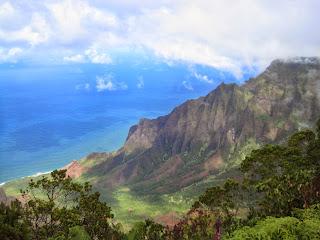 Cañón de Waimea, Kauai, Isla Hawái, Hawaii, EEUU ,  Al Este por el Oeste, vuelta al mundo, round the world, La vuelta al mundo de Asun y Ricardo, mundoporlibre.com
